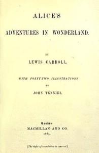 Frontespizio della prime edizione inglese del libro
