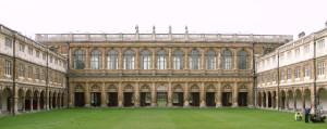 La Trinity College Library dall'esterno
