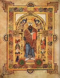 """Un'immagine dal """"Book of Kell's"""