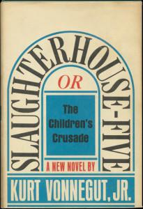 La bella copertina della prima di Vonnegut