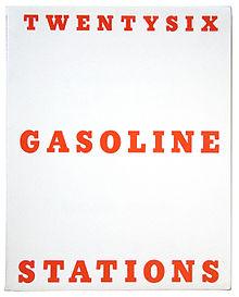 Twentysix Gasoline Stations, 1963 di Edward Ruscha