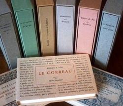 Alcuni volumi stampati da Tallone
