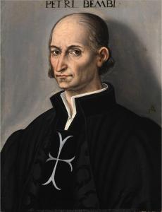 Ritratto di Pietro Bembo a firma di Lucas Cranach