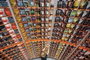 Migliaia di volumi in Fiera a Francoforte