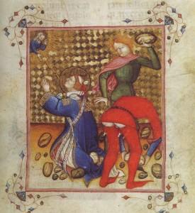 il-martirio-di-Santo-Stefano-miniatura-1350-1378-Parigi-Biblioteca-Nazionale