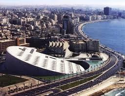 La nuova biblioteca di Alessandria