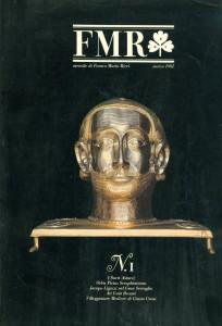 Un numero della celebre rivista FMR