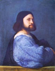 Tiziano - Ritratto dell'Ariosto