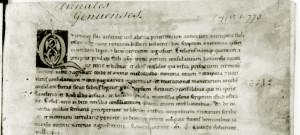 Annales de Gênes, par Cafaro.. XIIe-XIIIe siècle.