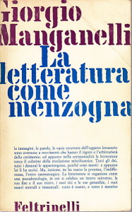 Prima edizione Feltrinelli del gruppo '63