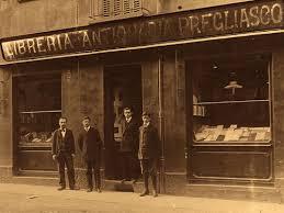 L'antica libreria antiquaria torinese Pregliasco