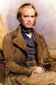 Charles Darwin poco prima di essere imbarcato sul Beagle